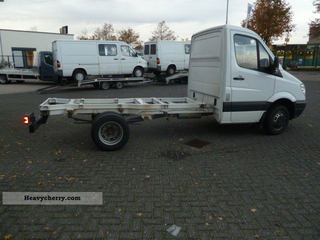 Mercedes benz sprinter 518 cdi 2008 chassis truck photo for 2008 mercedes benz truck
