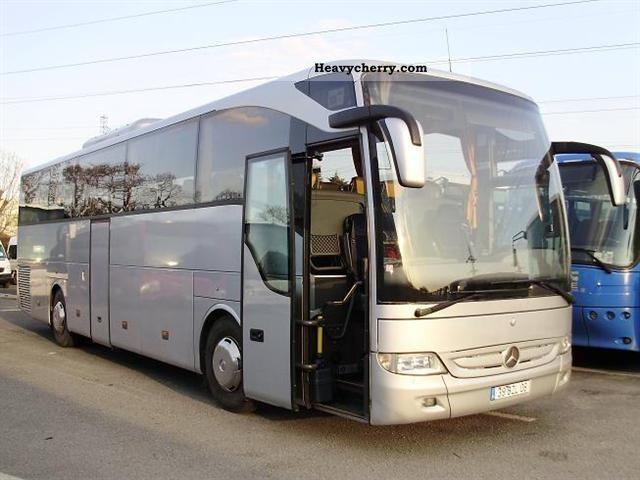 Mercedes benz o350 tourismo 2008 coaches photo and specs for Mercedes benz tourismo coach