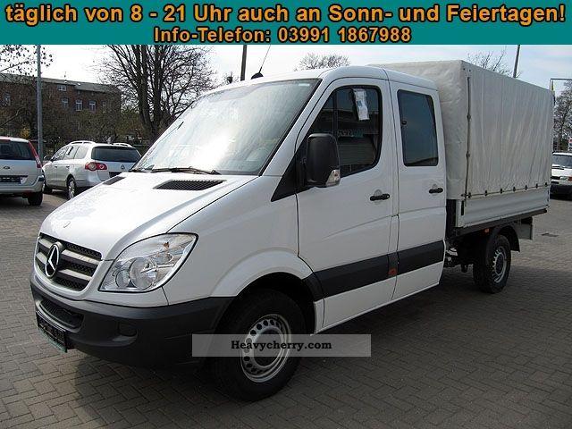 Mercedes benz sprinter 209 cdi abs esp power 2007 stake for Esp mercedes benz