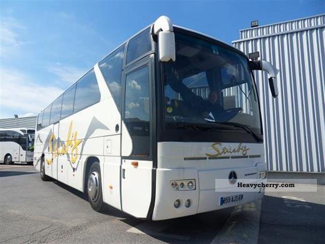 Mercedes benz o350 tourismo 2004 coaches photo and specs for Mercedes benz tourismo coach