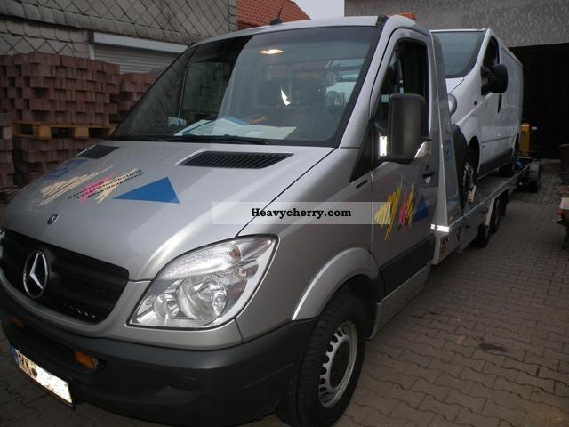 2008 Mercedes-Benz  Algema Blitzlader 518CDI Van or truck up to 7.5t Breakdown truck photo