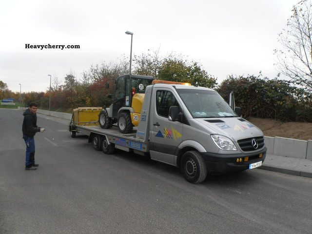 Mercedes benz algema blitzlader 518cdi 2008 breakdown for 2008 mercedes benz truck