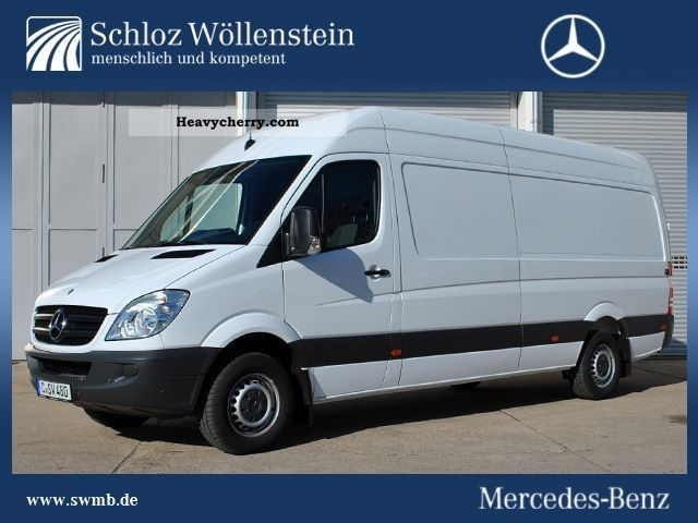 Mercedes benz sprinter 316 cdi pritsche plane sofort for Mercedes benz maker