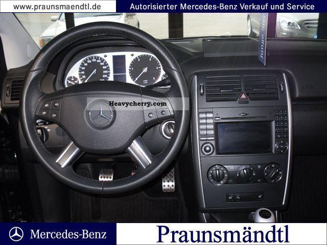 Mercedes Benz B 200 Cdi Sport Package Comfort Package