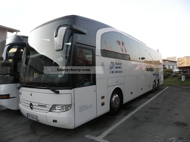 2005 Mercedes-Benz  Travego Coach Coaches photo