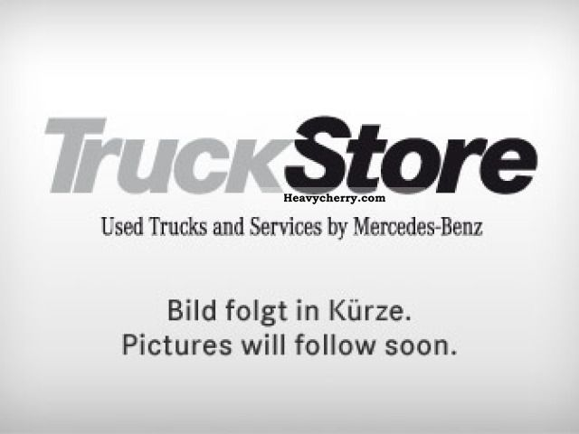 2006 Mercedes-Benz  Atego 1222 L air Truck over 7.5t Stake body photo