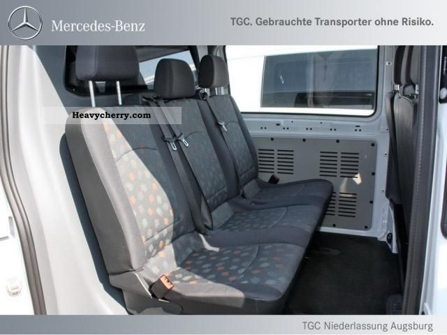 Mercedes 6 Seater 6-seater Van or Truck up