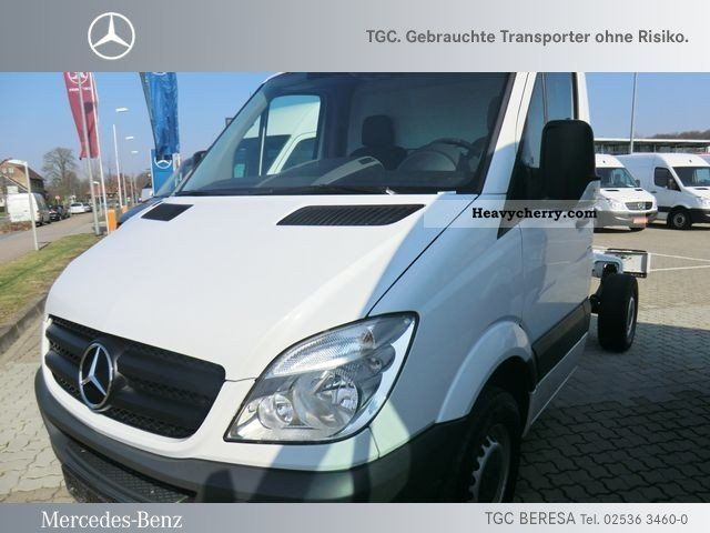 2008 Mercedes-Benz  Sprinter 313 / 32CDI chassis air / aSp. Van or truck up to 7.5t Chassis photo