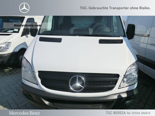 Mercedes benz sprinter 313 32cdi chassis air asp 2008 for Mercedes benz sprinter chassis