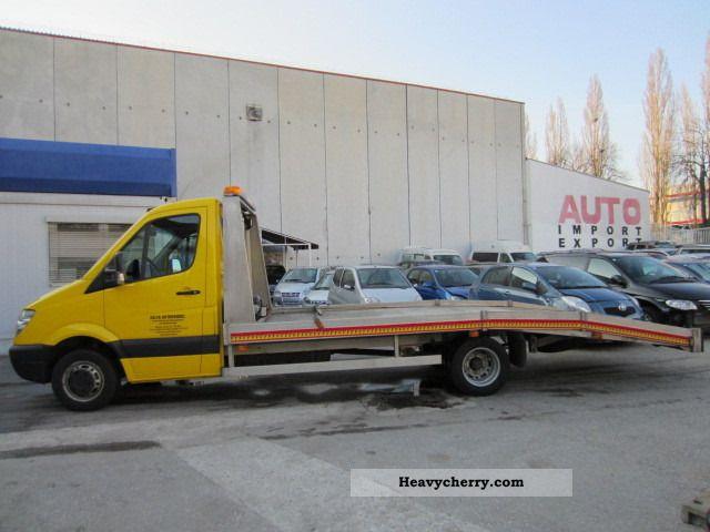 2007 Mercedes-Benz  sprinter 518 cdi ... Van or truck up to 7.5t Breakdown truck photo