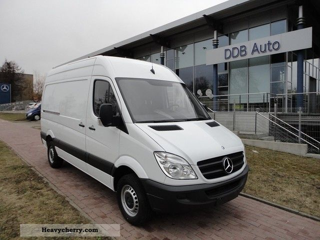 2012 Mercedes-Benz  Sprinter 313 CDI Furgon Van or truck up to 7.5t Other vans/trucks up to 7 photo