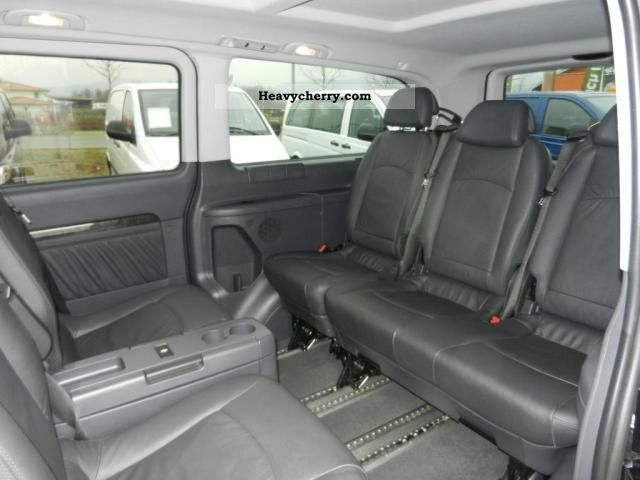 mercedes benz viano 3 0 cdi ambiente fully equipped v6. Black Bedroom Furniture Sets. Home Design Ideas
