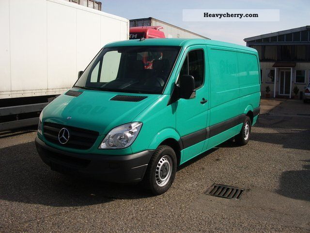 2008 Mercedes-Benz  313 CDI Van or truck up to 7.5t Box-type delivery van - long photo