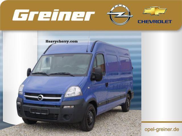 2009 Opel  2.0 CDTI Vivaro L2H1 Van or truck up to 7.5t Other vans/trucks up to 7 photo