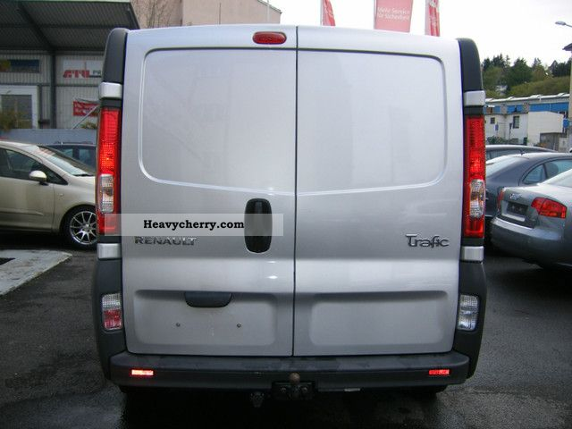 opel vivaro 2007 box type delivery van long photo and specs. Black Bedroom Furniture Sets. Home Design Ideas