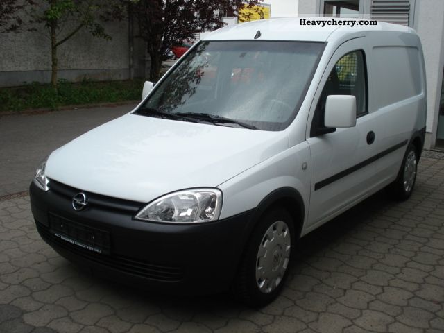 opel combo 1 6 cng natural gas net 4361 2008 other. Black Bedroom Furniture Sets. Home Design Ideas