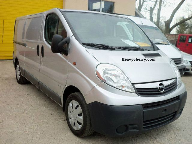opel vivaro 2 0 cdti 2011long air temp 2011 box type. Black Bedroom Furniture Sets. Home Design Ideas
