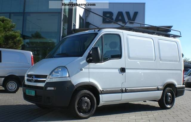 opel movano 2 5 cdti l1h1 4 green badge 2007 box type. Black Bedroom Furniture Sets. Home Design Ideas