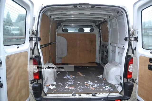 opel movano 2 5 cdti 100 box engine damage 2008 box type. Black Bedroom Furniture Sets. Home Design Ideas