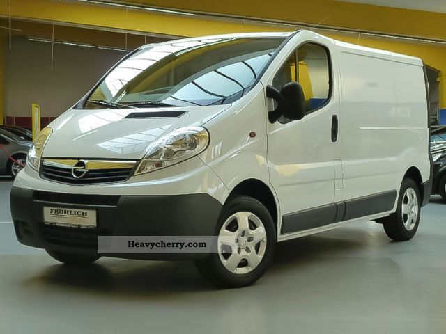 opel vivaro 2 0 cdti 2011 box type delivery van photo and. Black Bedroom Furniture Sets. Home Design Ideas