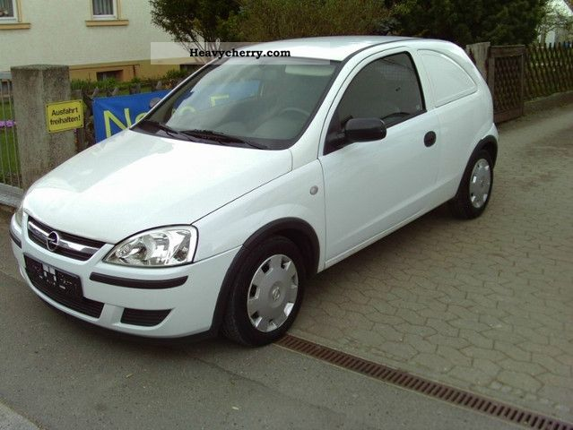 opel corsa 1 3 cdti van air euro3 2007 other vans trucks up to 7 photo and specs. Black Bedroom Furniture Sets. Home Design Ideas