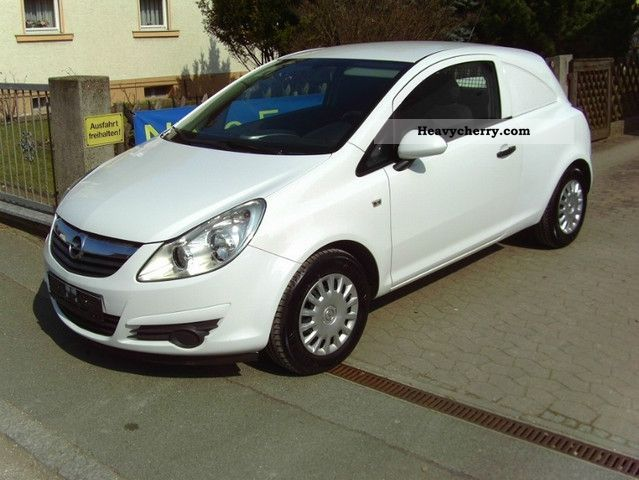 opel corsa 1 3 cdti new van air euro3 2007 other vans. Black Bedroom Furniture Sets. Home Design Ideas