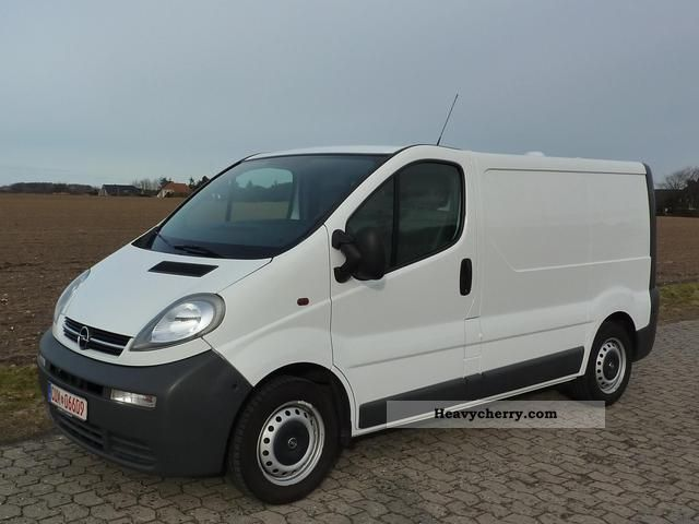 opel vivaro 1 9 cdti l1h1 shelving 2005 box type delivery van photo and specs. Black Bedroom Furniture Sets. Home Design Ideas