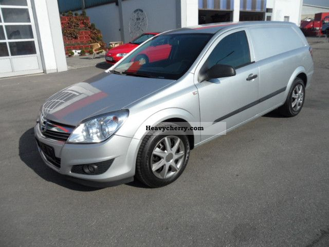 2008 Opel  Astra 1.3 CDTi Van Truck-approved Bluetooth Van or truck up to 7.5t Box-type delivery van photo
