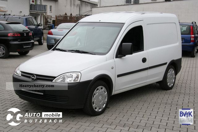 opel combo 1 6 cng 2008 box type delivery van photo and specs. Black Bedroom Furniture Sets. Home Design Ideas