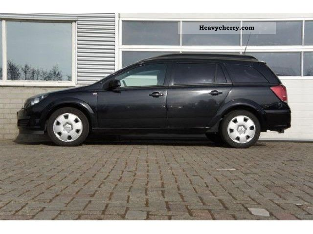 2006 Opel  Astra station 1.3cdti executive Van Van or truck up to 7.5t Other vans/trucks up to 7 photo