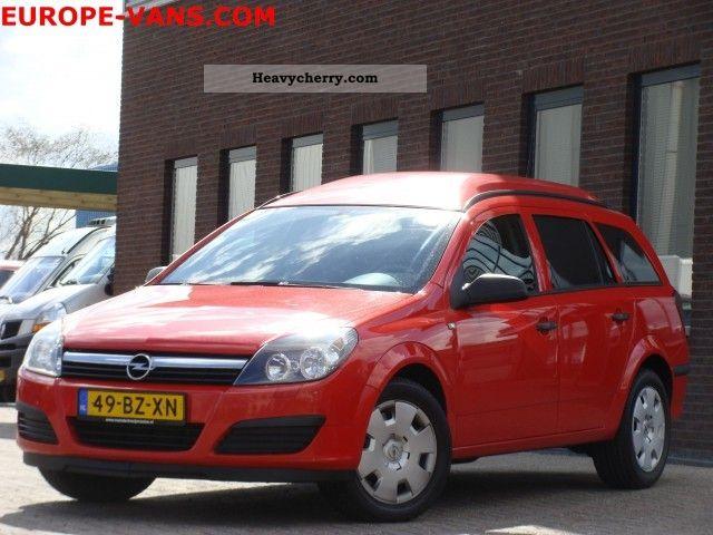 2006 Opel  Astra 1.3 CDTI Van Nieuw model 09-2006 Van or truck up to 7.5t Box-type delivery van - long photo