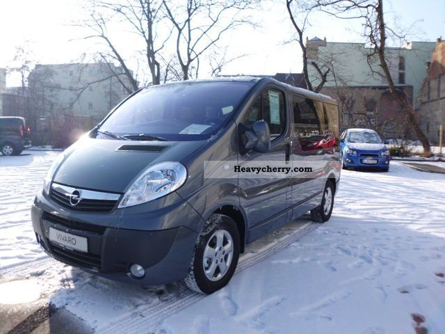 opel vivaro l1h1 2 0 cdti cosmo tour 114 hp air r 2012. Black Bedroom Furniture Sets. Home Design Ideas