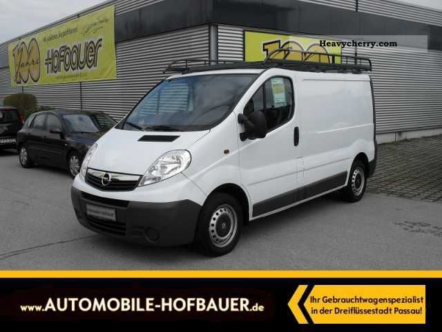 Opel Hofbauer opel vivaro l1h1 2 0 2 7 t 2009 box type delivery photo and