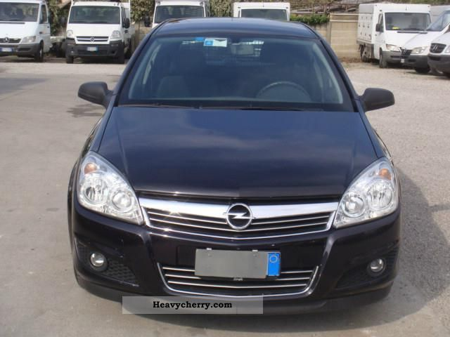 opel astra van 1 7 cdti 2008 other vans trucks up to 7 photo and specs. Black Bedroom Furniture Sets. Home Design Ideas
