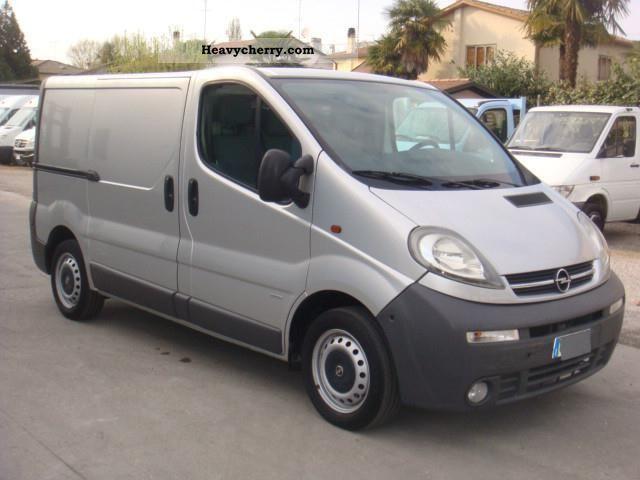 opel vivaro 1 9 cdti 2002 other vans trucks up to 7 photo and specs. Black Bedroom Furniture Sets. Home Design Ideas