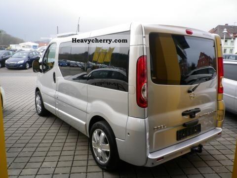 opel vivaro l1h1 dpf cosmo life 2009 estate minibus up. Black Bedroom Furniture Sets. Home Design Ideas