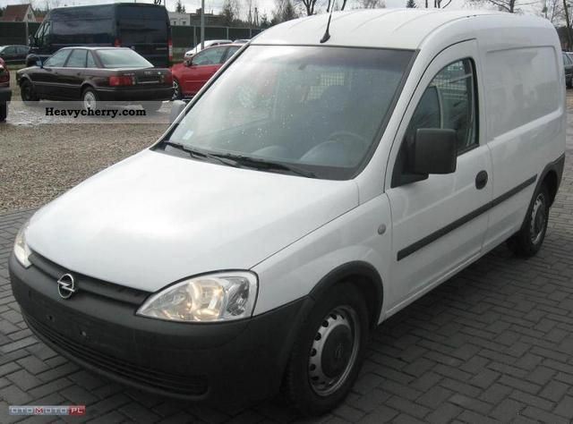 opel combo 2004 other vans trucks up to 7 photo and specs. Black Bedroom Furniture Sets. Home Design Ideas