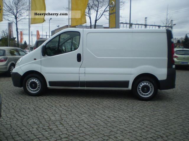 opel vivaro 2 0 cdti l1h1 2009 other vans trucks up to 7. Black Bedroom Furniture Sets. Home Design Ideas