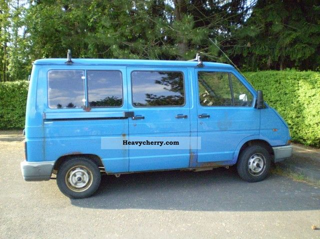 1999 Opel  Arena Van or truck up to 7.5t Box-type delivery van photo