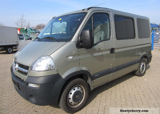 opel movano 2 5 cdti disabled self drive 2010 estate. Black Bedroom Furniture Sets. Home Design Ideas