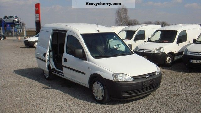 2008 Opel  Combo CDTI AIR Boczne DRZWI Van or truck up to 7.5t Other vans/trucks up to 7 photo