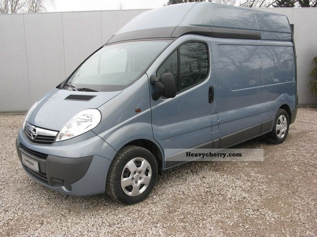 opel vivaro 2 0 cdti 23 vat invoice 2009 other vans. Black Bedroom Furniture Sets. Home Design Ideas