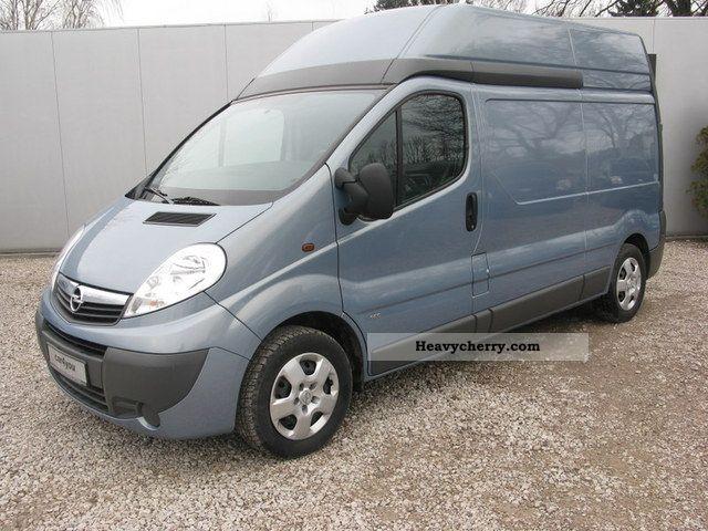 opel vivaro 2 0 cdti 23 vat invoice 2009 other vans. Black Bedroom Furniture Sets. Home Design Ideas