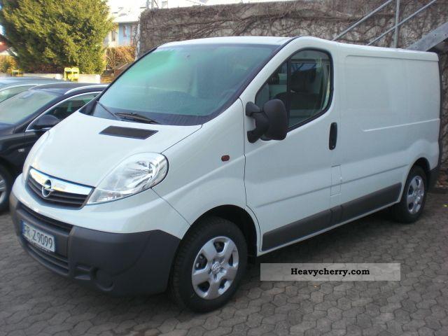 opel vivaro kastenwagen 2 0 cdti 84 2012 other vans. Black Bedroom Furniture Sets. Home Design Ideas