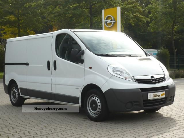 opel vivaro 2 0 cdti l2h1 2006 other vans trucks up to 7 photo and specs. Black Bedroom Furniture Sets. Home Design Ideas