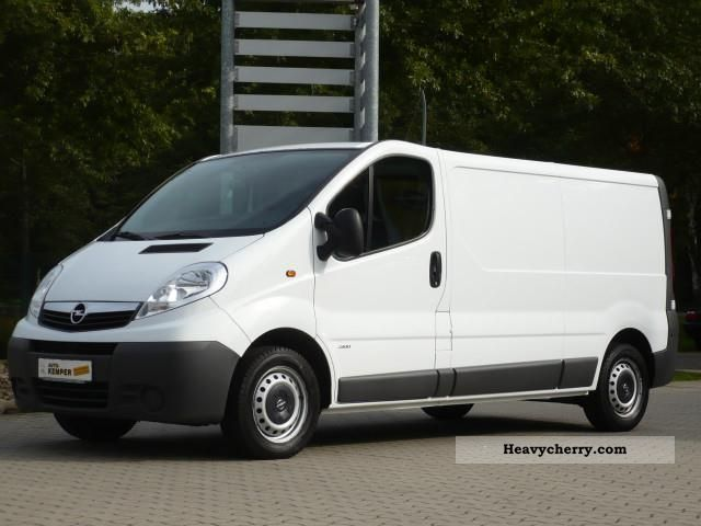 opel vivaro 2 0 cdti l2h1 2006 other vans trucks up to 7. Black Bedroom Furniture Sets. Home Design Ideas