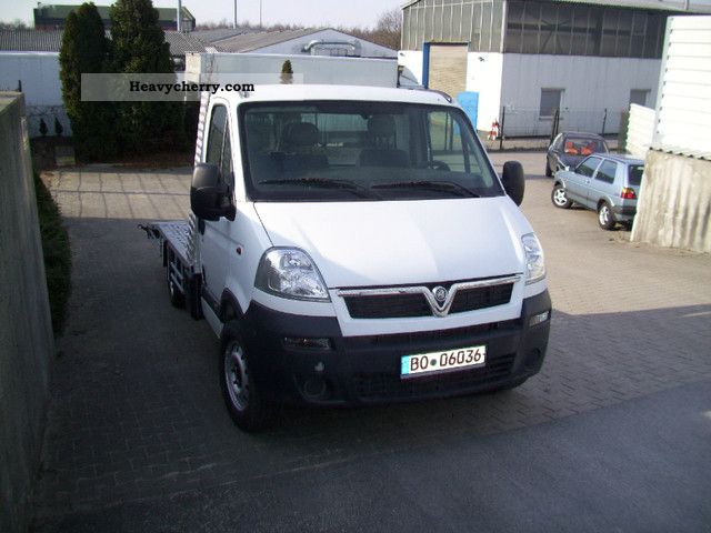 opel movano 2004 breakdown truck photo and specs. Black Bedroom Furniture Sets. Home Design Ideas
