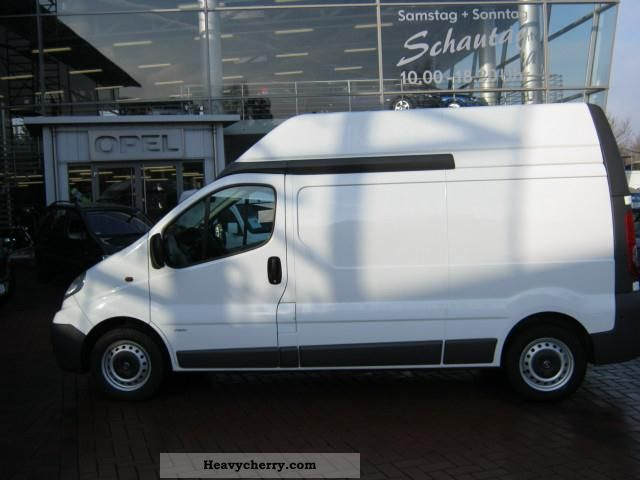 opel vivaro 2 0 cdti l2h2 2008 other vans trucks up to 7 photo and specs. Black Bedroom Furniture Sets. Home Design Ideas