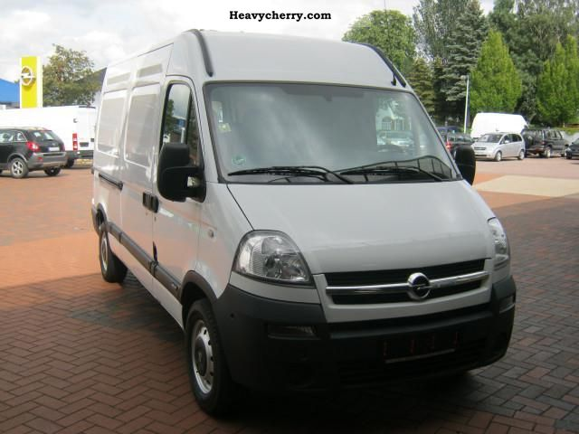 opel movano 2 5 cdti l2h2 2007 other vans trucks up to 7. Black Bedroom Furniture Sets. Home Design Ideas