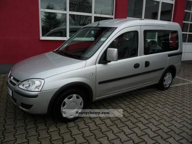 opel combo 1 4 twinport tour edition 2005 other vans trucks up to 7 photo and specs. Black Bedroom Furniture Sets. Home Design Ideas